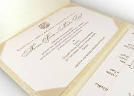 wedding invitations dublin luxury wedding invitations dublin platinum and ivory floral