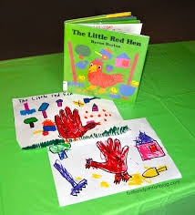 farm crafts archives fun handprint art