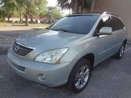 lexus car 2007 2007 lexus rx 400h