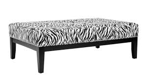 home design the best animal print benchs