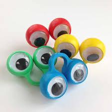 toy finger rings images Large googly eye rings 5 eyeball rings monster rings kawaii jpg