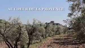 Un Mas En Provence Location Mas Du Coussoul Provence Youtube