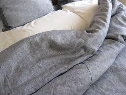 gray linen duvet cover queen home design ideas