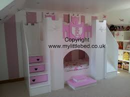 Princess Castle Bunk Bed The Bed But Like Idea Of Using Stairs As Drawers Room