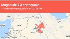 map iran iraq emergency humanitarian mapping workshop iran iraq earthquake