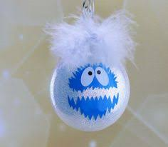 bumble abominable snowman ornaments for this year s gift