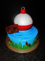 easy fishing cake idea fish cake ideas birthday 29020924 via
