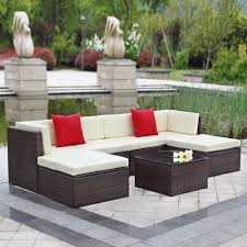 Comfortable Porch Furniture Outdoor Furniture Sofa For Your Comfortable Conversation Seats