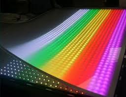 programmable led light box advertising