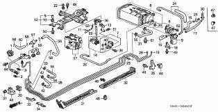2000 honda accord lx parts fuel pipe 1 honda oem parts 2000 honda accord for 4dr lx