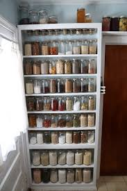 pantry organization with mason jars little house on pine