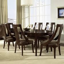 Esszimmerst Le Leder Retro Esstisch Esstisch Mit Stühlen Eiche Rossi Ovalen Ausziehbaren