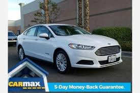ford fusion used for sale used ford fusion hybrid for sale in fresno ca edmunds