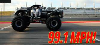 monster truck video for meet raminator the world s fastest 2 000bhp monster truck video