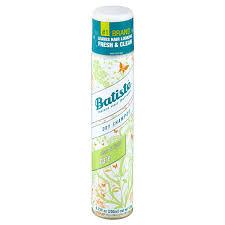 batiste clean and light bare batiste instant hair refresh clean light bare dry shoo 6 73 fl