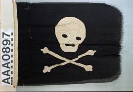 History Of The Pirate Flag Hundreds Of Awesome Vintage Sea Flags Hidden Away In A Museum