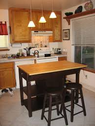 kitchen kitchen island with seating with interior white wooden