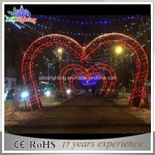 christmas lights direct from china china direct sell outdoor giant decorative led arch lights china