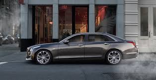 Cadillac Ciel Price Range Cadillac Ct6 To Offer 4 2 Liter V 8 But Not As A V Series News
