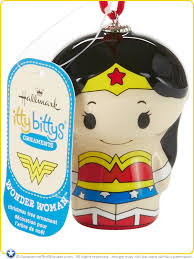 hallmark dc comics super heroes justice league itty bittys