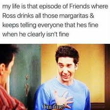 Happy Life Meme - dopl3r com memes my life is that episode of friends where ross