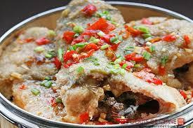 cuisine chinoise poisson poisson à la vapeur recette chinoise