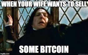 Bitcoin Meme - snape meme imgflip