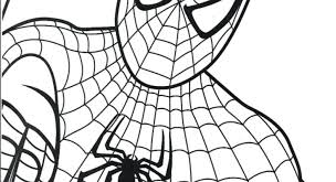 printable coloring pages spiderman spiderman free coloring pages printable coloring pages free free