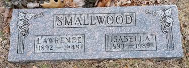 isabelle b archibald smallwood 1893 1989 find a grave memorial