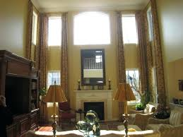 High Window Curtains Window Covering Ideas For High Windows Amazing Of Curtains For