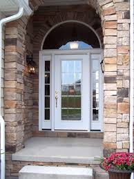 metal front doors with glass glass entry doors st louis with sidelights entrance u0026 front