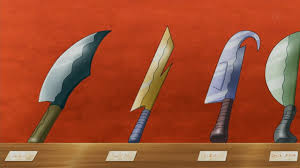 Chinese Kitchen Knives by Melk Kitchen Knife Toriko Wiki Fandom Powered By Wikia