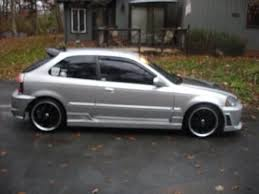 1996 honda civic hatchback cx purchase used honda civic cx 1996 hatchback silver original