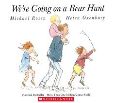 we u0027re going on a bear hunt lesson plan scholastic
