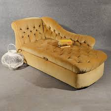 Antique Chaise Lounge Sofa by Antique Chaise Longue Day Bed Sofa Couch Settee Ottoman English