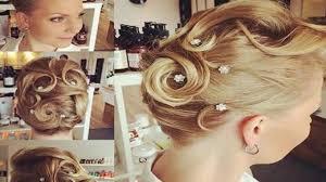 Hochsteckfrisurenen In 5 Minuten by Kurze Haare Hochsteckfrisur Tutorial Weniger Als 5 Minuten