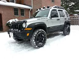 2006 green jeep liberty tires for 2007 jeep liberty on rims ideas ideas