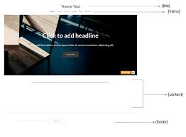 create the html layout templates weebly developer center