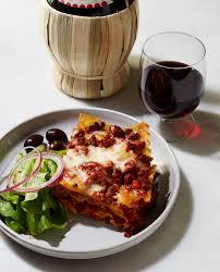 the most convenient way to make lasagna according to martha