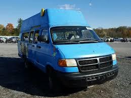 dodge cer vans for sale salvage certificate 2003 dodge ram cargo va 3 9l 6 for sale in