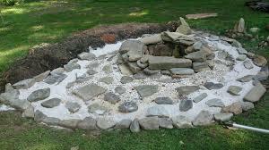 backyard stone fire pit furniture u0026 accessories create most design of the fire pit lowes