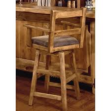 wonderful wooden bar stools with arms wood bar stool kitchen ware