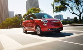 2017 fiat 500l review car and driver