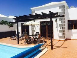 c1445 villa with private heated pool 2 bedrooms and 2 bathrooms