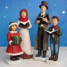 christmas carolers light fiberglass christmas carolers