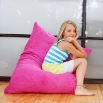 cherry junior pillow saxx bean bag by jaxx bean bags