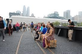 Monster Bench High Line Landscape Architect U0027s Pages