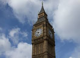 London Clock Tower by Free Images Cloud Architecture Sky Symbol Landmark Church