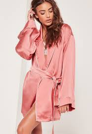 womens halloween underwear kendall jenner models the skimpiest of underwear and a pink robe