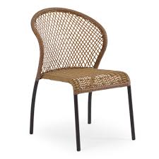 Wicker Bistro Chairs Empire Outdoor Wicker Bistro Dining Chair Cork Leaders Casual
